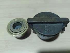 Bronce Pesas Antiguas de Colección