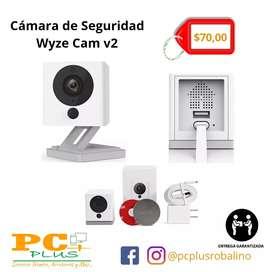 Cámara de Seguridad Wyze Cam v2