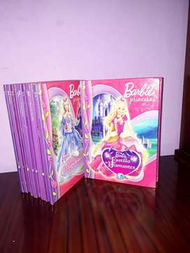 14 cuentos de las películas de Barbie