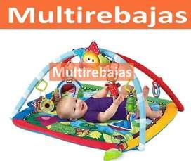 Alfombra Para Bebe Didactico Para Niño Niña