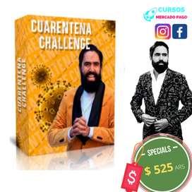 Cuarentena Challenge Carlos Muñoz