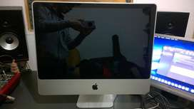 iMac 24 Macos Mojave 640gb 4gb ram teclado Y Mouse Original