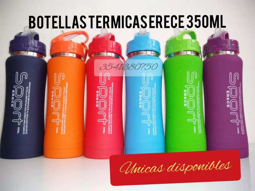 Botella Termica Erece 350ml con Kit Limp 0
