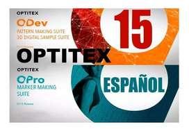 Optitex 15 Full + Instalacion Remota
