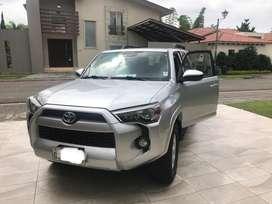 Se vende Toyota 4 runner oportunidad