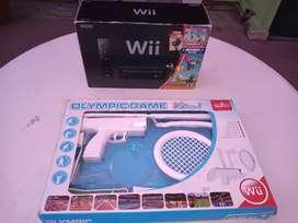 Consola Wii chipiada