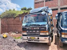 Camion fuso k