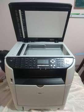 impresora RICOH Aficio SP 3510 sf nueva