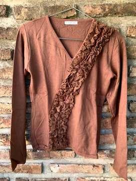 Sweater elastizado