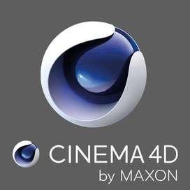 CINEMA STUDIO 4D R20 MAXON VERSIÓN 2019 Y 2020