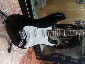 excelencia de la guitarra electrica hispanos stratocaster