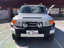 FJ Cruiser Todo Mantenimiento en Casa Baca Toyota