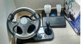 Se vende volante de Play Station 2