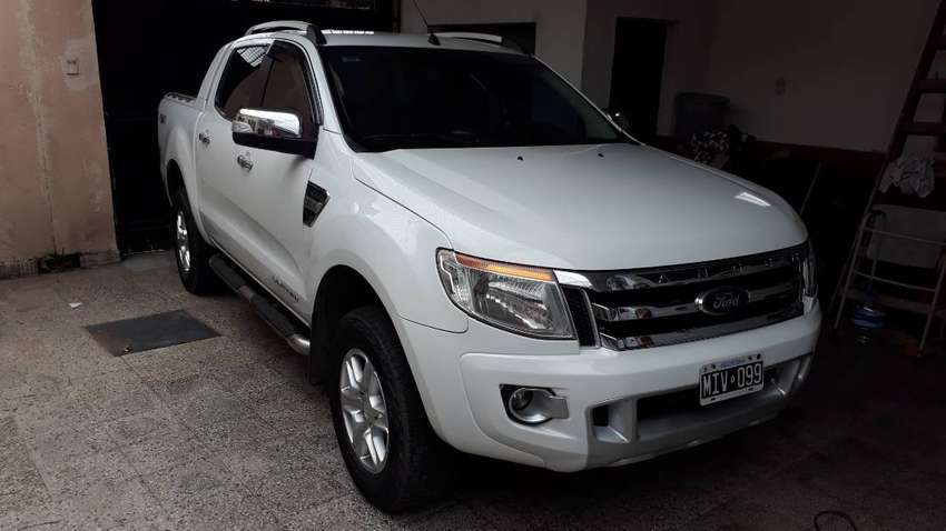 Ranger limited automática full tope de gama 0