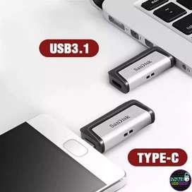 Memoria USB OTG tipo C