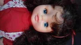 Muñeca con sonido