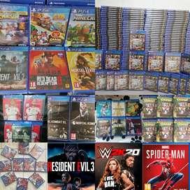 Video juegos para tus consolas