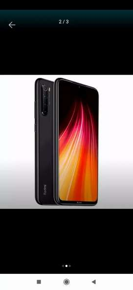 XIAOMI REDMI NOTE 8 64/4