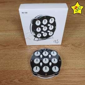 Clock Magnetico Pro Qiyi Cubo Rubik Reloj Puzzle Speedcube
