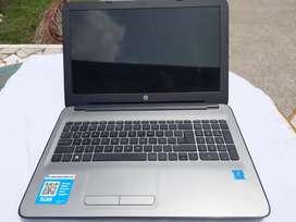 Notebook hp 15-ay015la