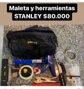 Maleta con herramientas Stanley