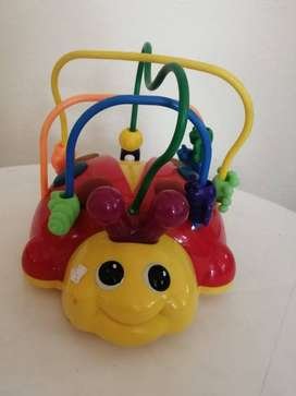 Juguete Para Bebe Motricidad Importado- Usado