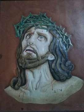CUADRO IMAGEN DE CRISTO