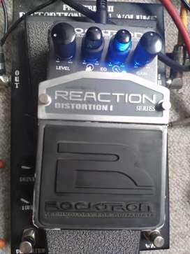 ROCKTRON DISTORTION I  REACTION SERIES