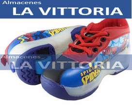 Zapatos Spiderman Patin
