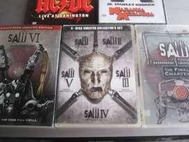 dvd saw saga completa