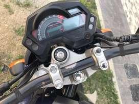 Vendo moto fz16