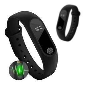 Pulsera Deportiva, Reloj Deportivo Smartwatch Bluetooth M2