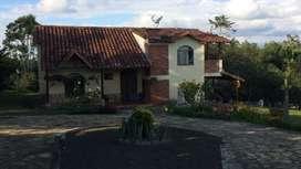 Alquiler casa campestre mesa de los Santos, acuarela