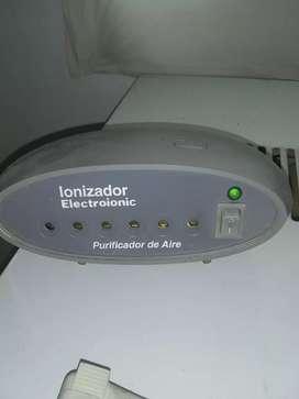 Ionizador ozonizador purificador de aire funciona perfecto vendo o permuto