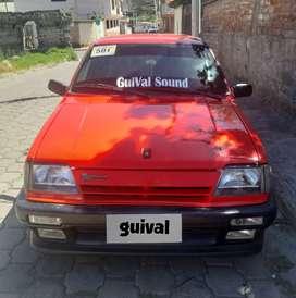 Suzuki Sprint 5 puertas a toda prueba papeles a mi nombre