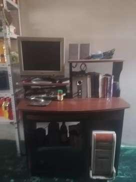 Mueble de computadora