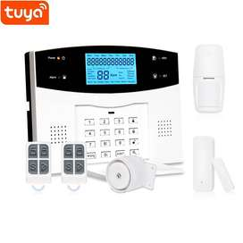 KIT ALARMA MONITOREADA WIFI/ GSM ZONEX INALAMBRICA