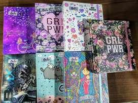 Cuadernos anillados Tapa Dura Diseños Especiales