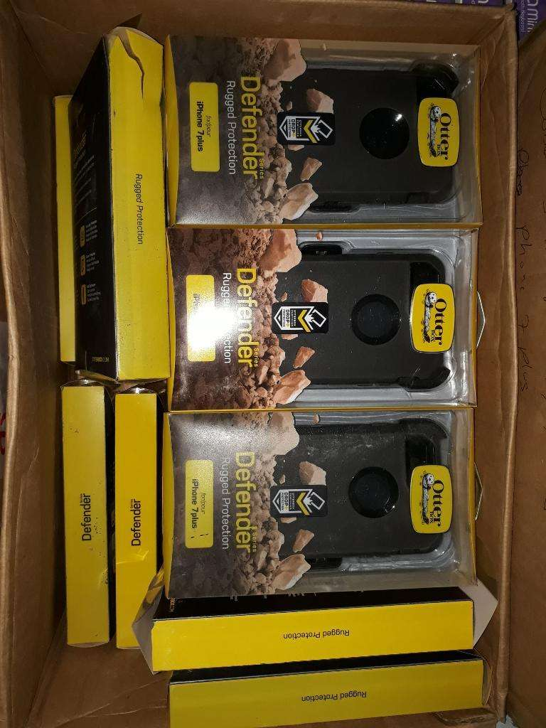Fundas Otterbox iPhone 6, 7 Y 8 Plus 0
