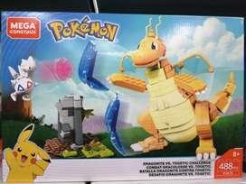 Batalla Pokemon Bloques 488 Pzs