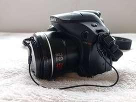 Cámara semiprofesional PowerShot SX40 HS