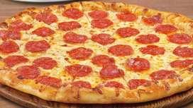 Solicito Pizzero para Cantón La Troncal