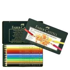 Faber Castell Polychromos x12