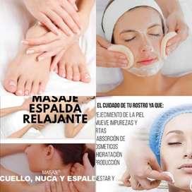 Cosmetoga,manicura y belleza pies, masajes descontracturantes,en y a Domicilio solo mujeres!!