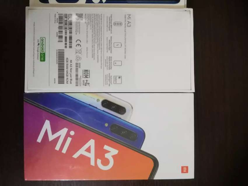 Xiaomi MiA3 nuevo de paquete para cualquier operadora de 64gb 0
