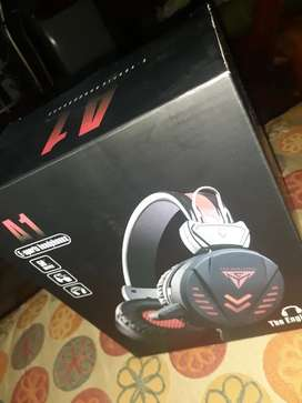 Auriculares gaming E-sports A1
