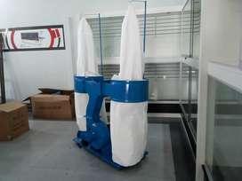 Aspirador y Extractor de polvos Escuadradora, Enchapadora