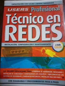 Libro - Users - Técnico en redes.