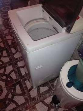 Vendo lavarropas Drean semi automatico