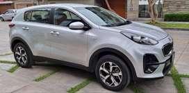 Kia Sportage 2020 Automático Plus poco uso 8,000km